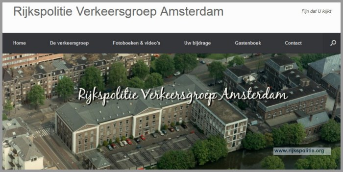 VKG Amsterdam website(7V)